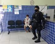Ex-presidiário é preso pela Rocam por furto em Parnaíba