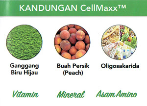 CellMaxx Obat Herbal Indonesia