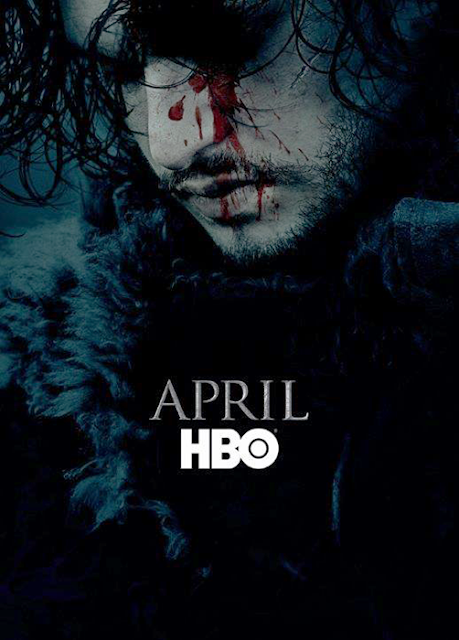Poster Game Of Thrones Sezonul 6: Jon Snow