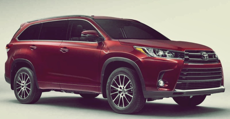 Toyota Highlander 2018 Price Design Spec