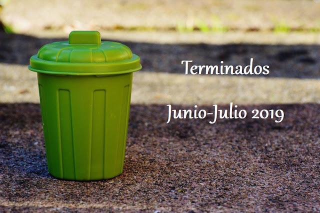 Terminados Junio-Julio 2019