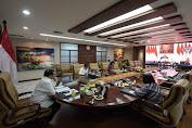 Presiden Jokowi Bahas Kebijakan Moneter dan Fiskal Hadapi Pandemi Global Covid-19