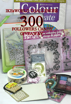 300 FOLLOWERS CANDY GIVEAWAY