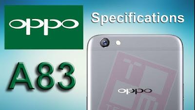 Spesifikasi dan Review Lengkap OPPO A83
