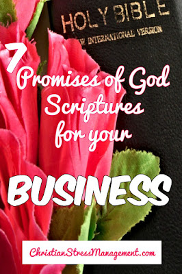 7 Promises of God Scriptures for your Business