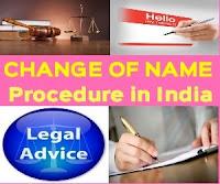 Name Change Consultants Hyderabad
