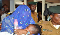 EX-PDP CHAIRMAN'S SON KILLING, COURT DENIES BAIL TO MARYAM SANDA