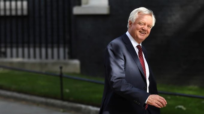 UK Brexit minister David Davis resigns