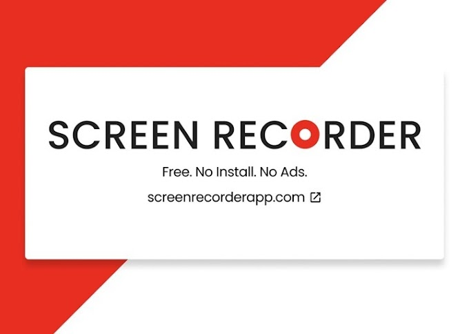 Grabar pantalla desde el navegador con Screen Recorder, sin instalación