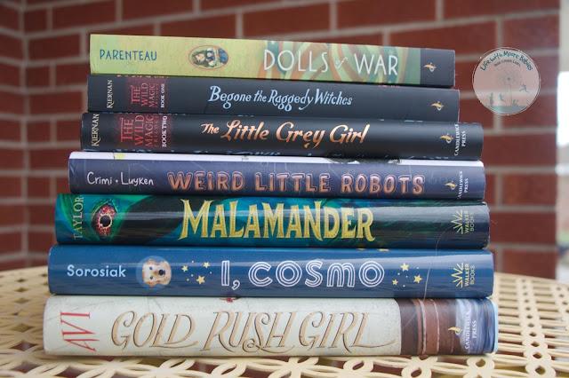 Pre-Teen Read Alouds