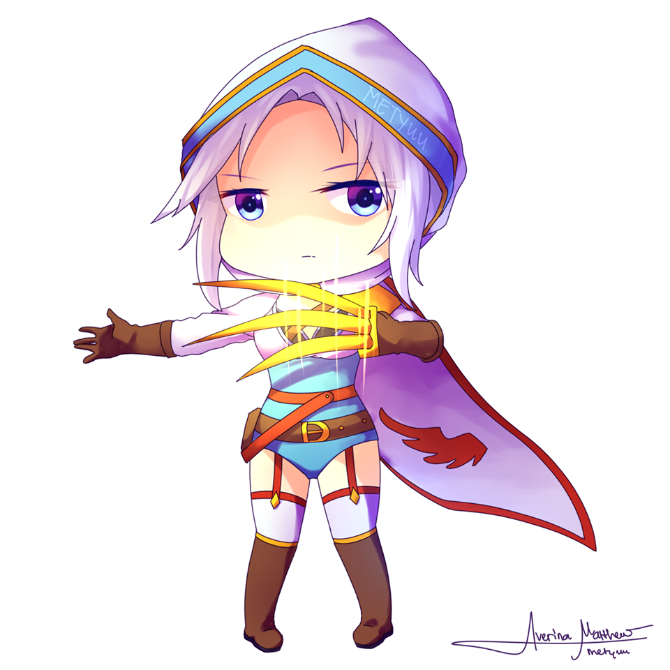 50 Fan Art ChibiImut Lucu HD Mobile Legends Sijunjung Xcoder