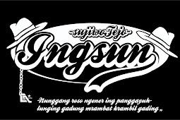 Design Loggo Insun Sujiwotejo By EcolonArt