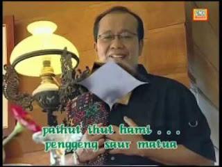 Lirik lagu batak tangiang ni dainang - victor hutabarat
