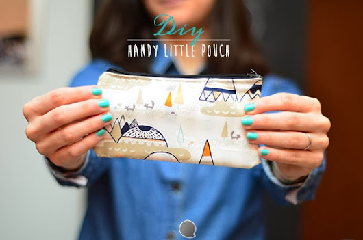 DIY - handy little pouch