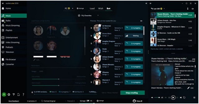 Enhanced Streaming Recoder