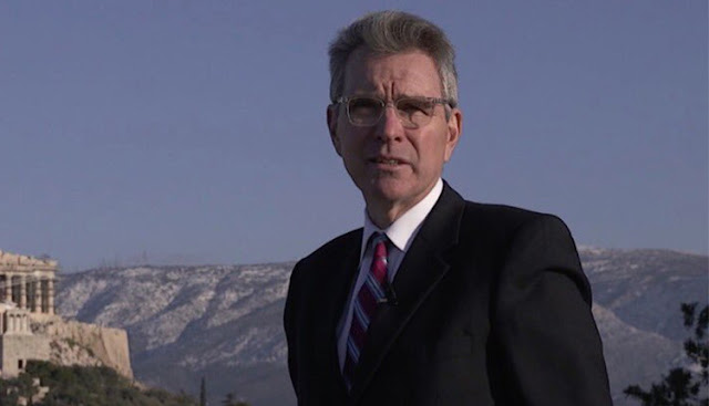 Δείτε ποια φωτογραφία από το Ναύπλιο ανέβασε ο Αμερικανός Πρέσβης στην Ελλάδα