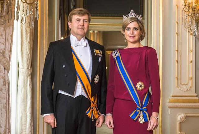 """""""Ξινές"""" βγήκαν οι διακοπές στην Αργολίδα του βασιλικού ζεύγους της Ολλανδίας"""