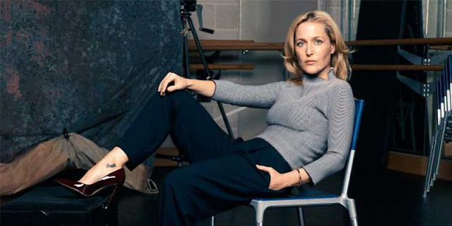 Gillian Anderson protagonista de 'Sex Education'
