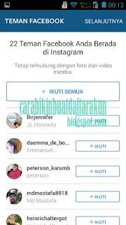 Cara Daftar Instagram