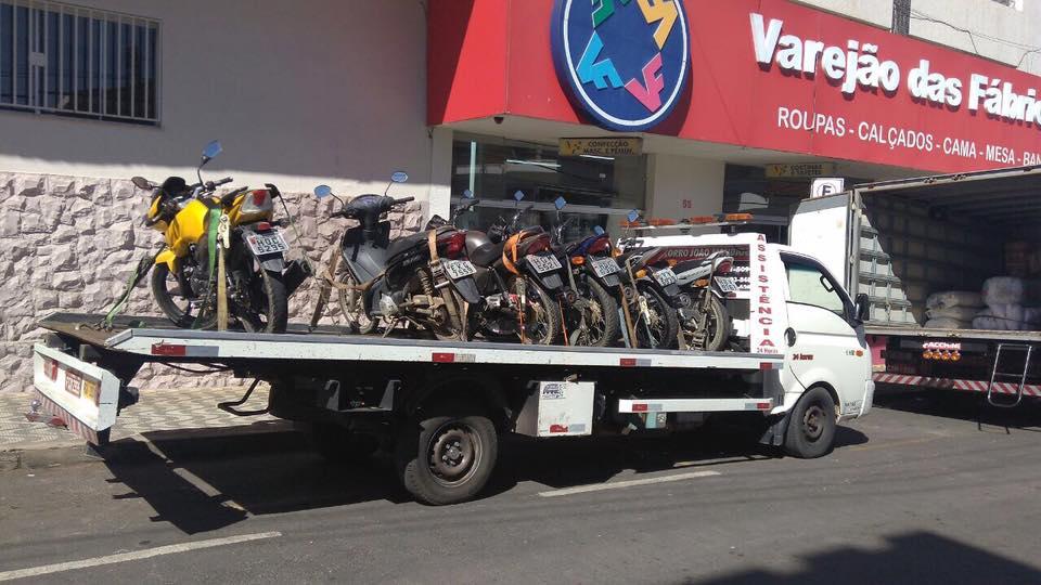 PM faz operação 'Cavalo de Aço' em Andradas, MG