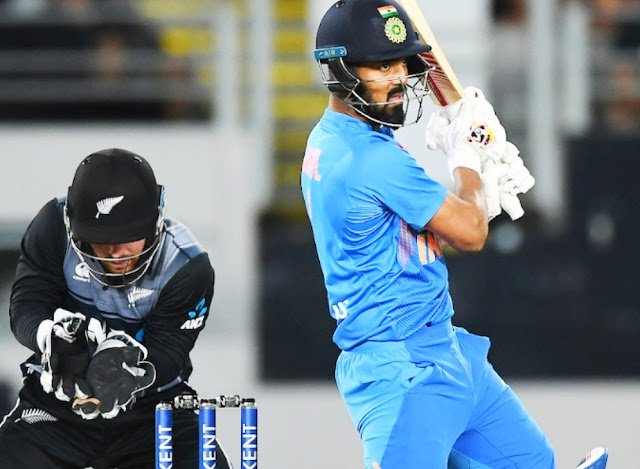India achieved the biggest goal against New Zealand, winning the first T20 by 6 wickets