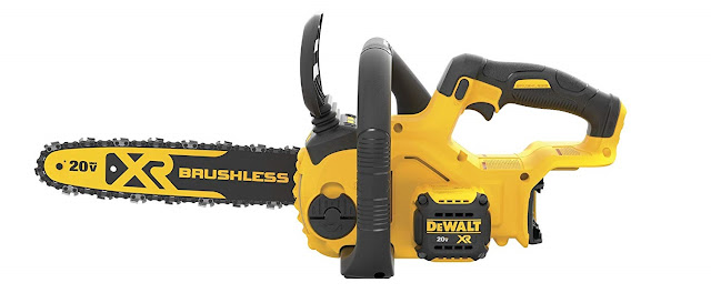dewalt best electric chainsaw under 200