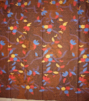 Kain Batik Primisima HM-040 Coklat