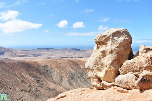 Mirador Risco de las Peñas, Fuerteventura