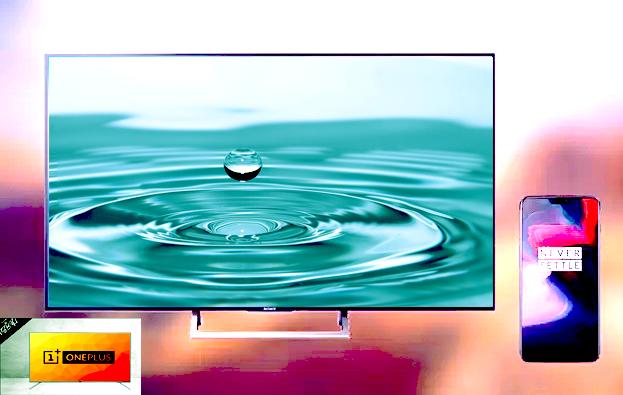 أعلنت شركة One Plus عن شاشة تلفاز ذكية جديدة خلال الشهر الحالي سبتمبر/أيلول حيث ستكشف عنه رسميا خلال الحدث الخاص بها المقام في الهند وستطلق عليه اسم OnePlus TV وسنتحدث عن أبرز المواصفات التي ستحملها الشاشة.    مواصفات شاشة التلفازبحجم 55 بوصة من نوع QLED مع إمكانية دعم معيار Dolby Vision والذي بدوره سيمكن الشاشة من عرض محتوى بدقة 4K مع تقنية نطاق الألوان الديناميكي العالي HDR علما أن الدقة الخاصة بتلك النسخة ستكون Full HD أي ما يعادل 1920 x 1080 بيكسل بكثافة 320 بيكسل لكل بوصة.     بالنسبة للمواصفات الداخلية للتلفاز الذي يحمل الاسم الرمزي Dosa فغالبا سيعمل بمعالج من إنتاج MediaTek نوع MT5670 SoC رباعي النوى بتردد حتى 1.5GHz ومعالج رسوميات Mali G51 بالإضافة لذاكرة وصول عشوائية RAM تضل إلى 3 جيجابايت ومعالج Gamma Color Magic لألوان مشبعة أكثر، وسيتوفر بالتلفاز الذكي بأحجام مختلفة بدءاً من 43 بوصلة وصولاً إلى 75 بوصة مع أسعار تبدأ من 600 وحتى 1000 دولار أمريكي.     سيعمل OnePlus TV بإصدار مخصص من نظام تشغيل Android TV الذي يستند إلى Android 9 Pie ولا يوجد معلومات دقيقة حول التطبيقات التي ستتواجد ضمنه باستثناء بعض التطبيقات الأساسية مثل Netflix وAmazon Prime Video.