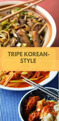 KOREAN-STYLE TRIPE