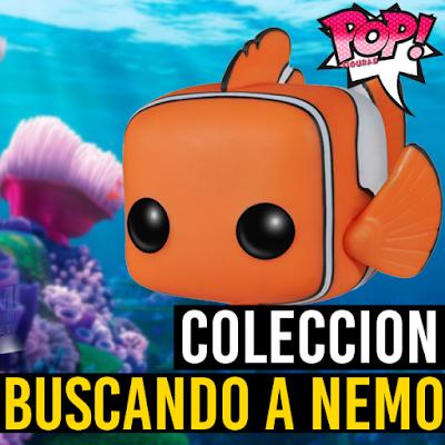 Lista de figuras funko pop de Funko POP Buscando a Nemo