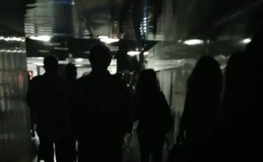 Il blackout del tpl romano