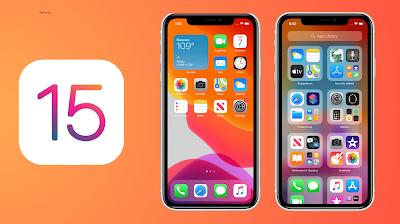 Fitur Baru iOS 15