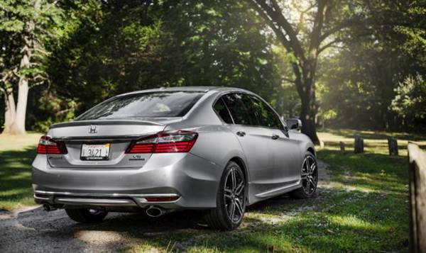 2018 Honda Accord Owes The Civic Big Time