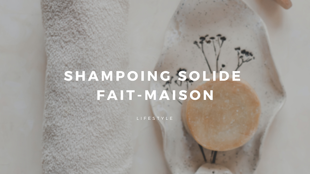 shampoing solide diy