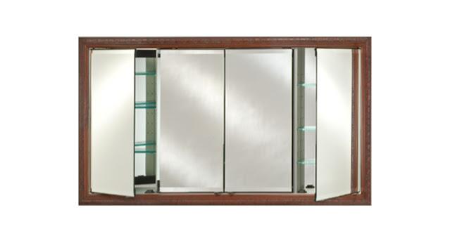 Medicine cabinet mirror by Afina