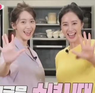YoonA on Yuri Winning Recipe