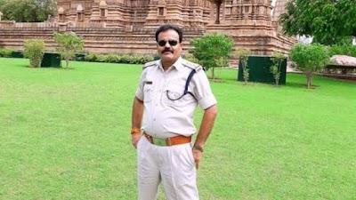 कोलारस टीआई सुरेंद्र सिंह सिकरवार ने विधायक वीरेंद्र रघुवंशी पर लगाए आरोप   Kolaras News