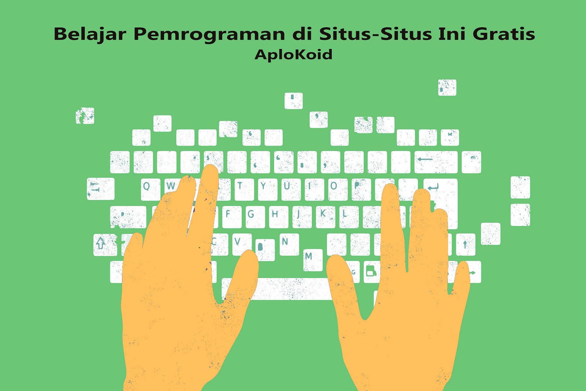 4 Situs Tempat Belajar Bahasa Pemrograman Secara Gratis