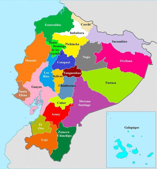 prefectos del Ecuador