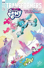 My Little Pony The Magic of Cybertron #3 Comic Cover B Variant