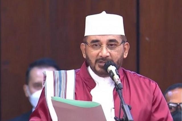 Doa Habib Nabiel di Sidang MPR RI: Ya Allah, Perbaiki Pemimpin Kami