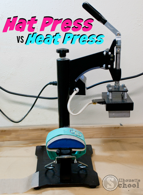 Why Use A Hat Press Silhouette School Bloglovin