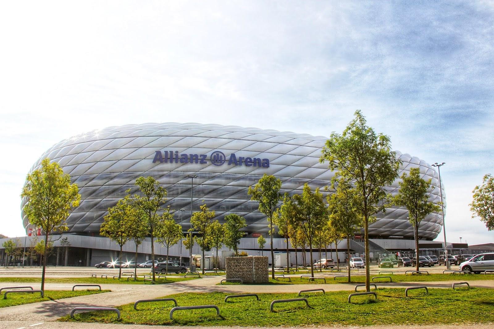 Allianz Arena at Munich, Germany 1