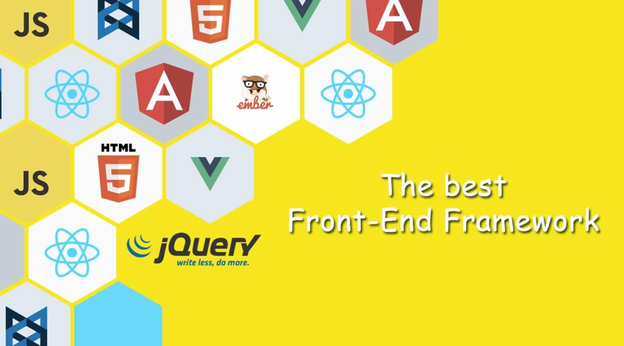 6 Framework Javascript Terpopuler untuk Frontend Developer Ditahun 2020
