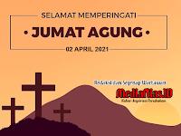 Pesan Menag Pada Perayaan Jumat Agung dan Hari Raya Paskah
