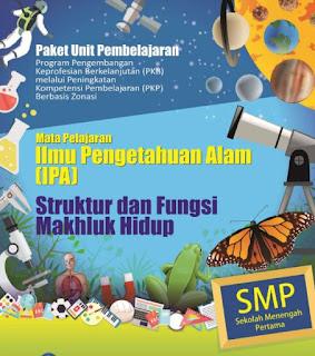 Pada artikel kali ini saya akan membagikan file  Modul PKP Guru IPA SMP 2019