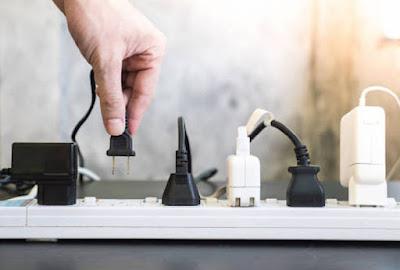 Reduce consumo fantasma energia