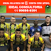 Copa Lance Livre - adulto: Ideal Vila Rica goleia e fecha em 3º