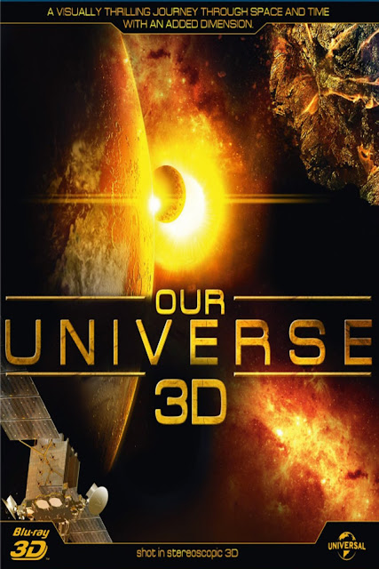 Our Universe 3D (2013) ταινιες online seires oipeirates greek subs